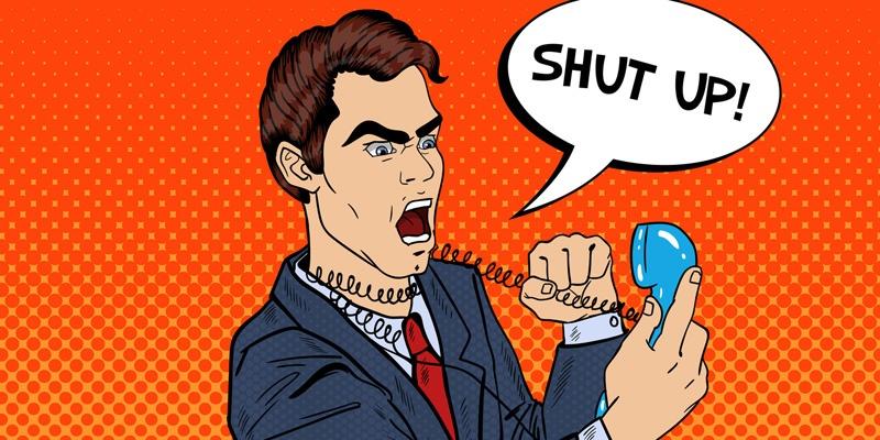 Die 11 Todsünden in der Telefonberatung Diese Fehler nehmen Ihnen Ihre Kunden garantiert übel