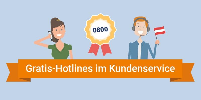 Studie und Infografik Kostenlose Telefon-Hotline auf Platz 1 im Kundenservice-1