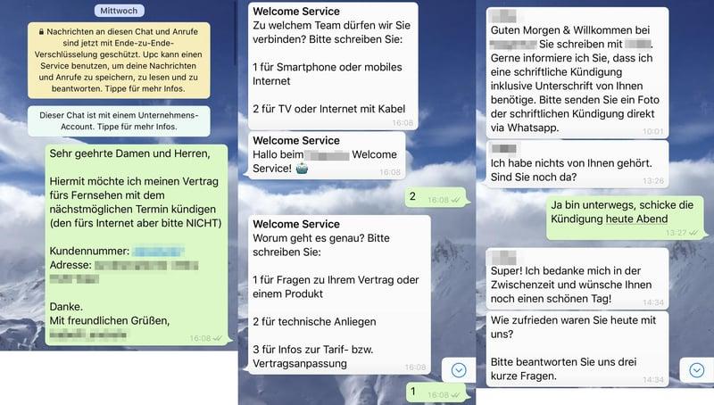 Bot-Wahnsinn bei der Produktkündiung: Kundenservice aus der Hölle