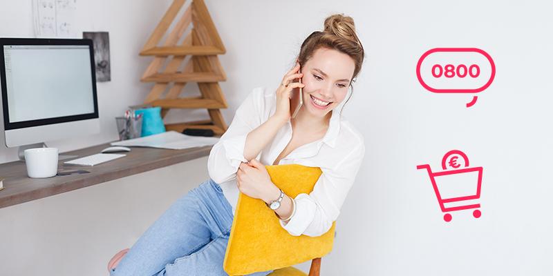 Wie Österreichs Amazon mit Service-Hotlines online mehr Umsatz macht